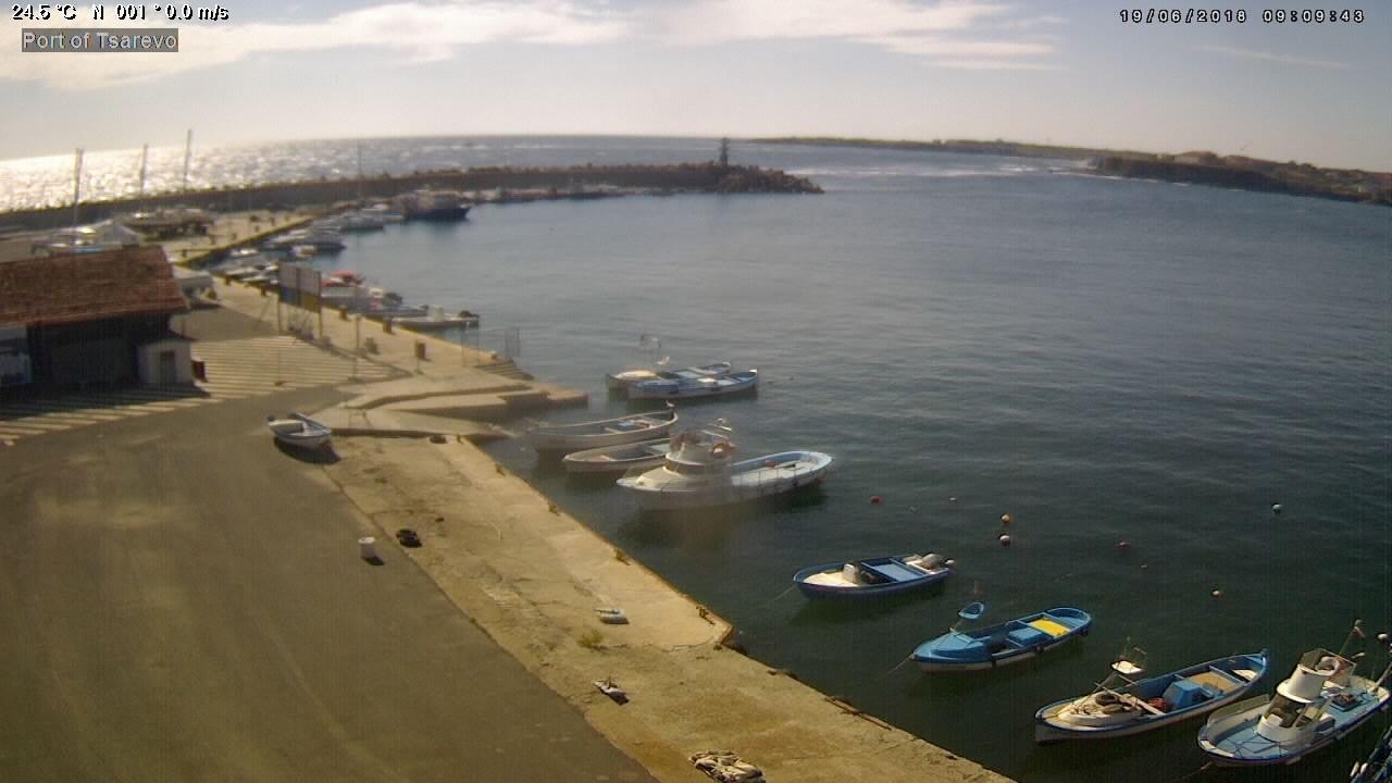времето във Варна, прогноза и уеб камера